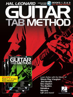 Hal Leonard Guitar Tab Method: Books 1, 2 & 3 All-in-One Edition
