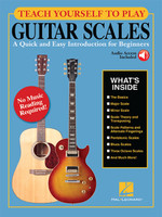 Teach Yourself to Play Guitar Scales - A Quick and Easy Introduction for Beginners