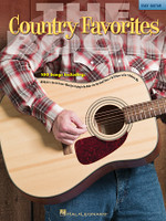 The Country Favorites Book - Easy Guitar