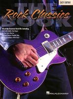 The Rock Classics Book - Easy Guitar