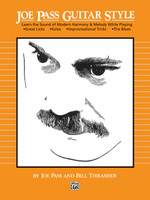 Joe Pass Guitar Style - Learn the Sound of Modern Harmony & Melody