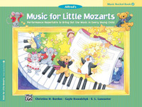 Music for Little Mozarts: Music Recital Book 2