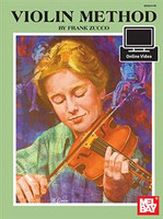Violin Method - Book & Online Video