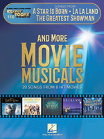 Songs from A Star Is Born, La La Land, The Greatest Showman, and More Movie Musicals - E-Z Play Today Volume 116