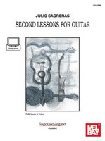 Julio Sagreras Second Lessons for Guitar