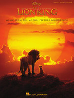 The Lion King - Music from the Disney Motion Picture Soundtrack