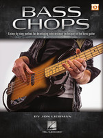 Bass Chops - A Step-by-Step Method for Developing Extraordinary Technique on the Bass Guitar