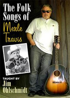 The Folk Songs of Merle Travis DVD