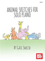 Animal Sketches for Solo Piano