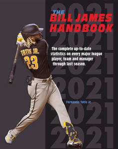 The Bill James Handbook 2021 (spiral-bound)