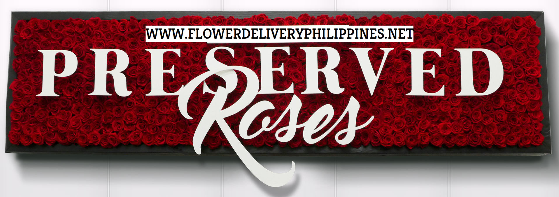 Preserved Roses Delivery Philippines