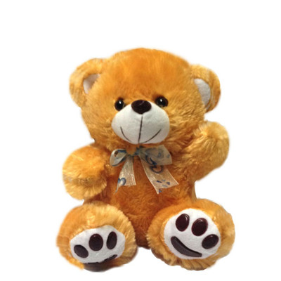 9 Inches Light Brown Teddy Bear
