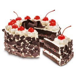 Black Forest Cake Large Size