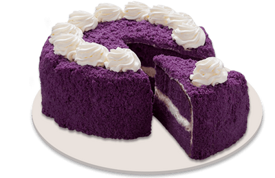 Ube Cake Regular