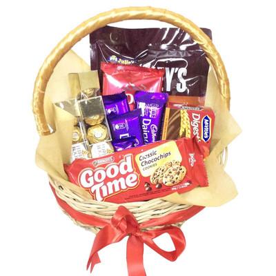Chocolate Delight Basket