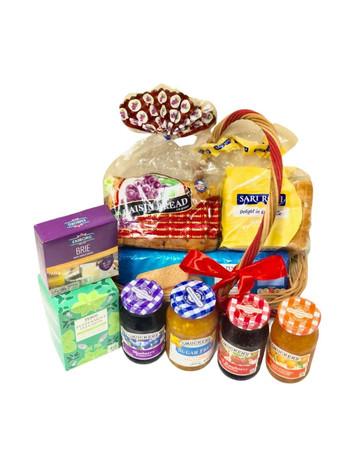 Morning Glory Gift Basket