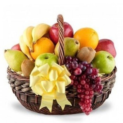 Holidays Fruit Basket