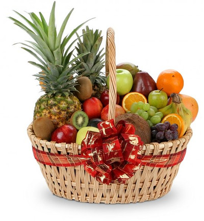 Season's Fruit Basket