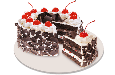 Black Forest Cake Junior