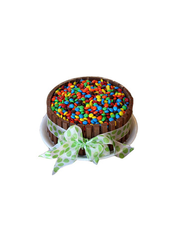 M&M's Kit Kat Chocolate Cake Junior