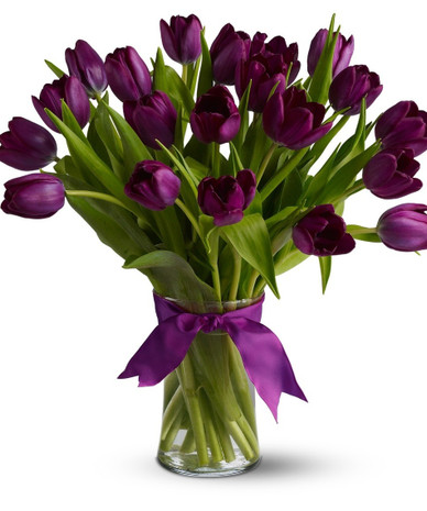 20 Tulips Bouquet
