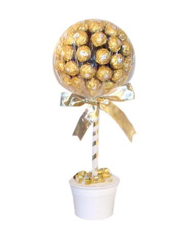 36 Ferrero Rocher Tree