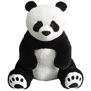 Human Size Panda Bear (4'3 feet) - Best Seller!