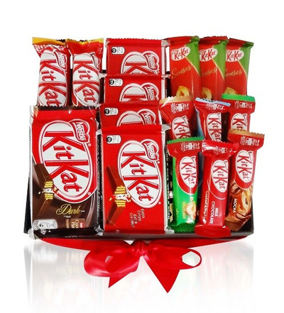 Kit Kat Lovers Premium Gift Box