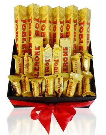 Toblerone Lovers Premium Gift Box