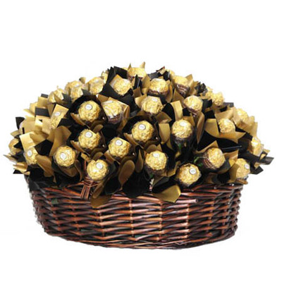 Ferrero Rocher 40 Basket