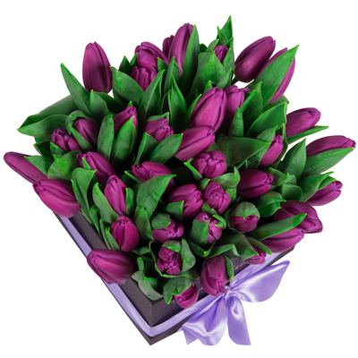 20 Tulips Box