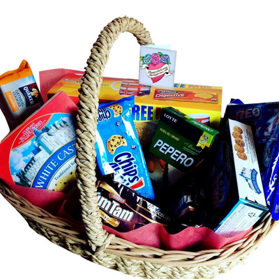 Large Cookies Lovers Basket - Best Seller!