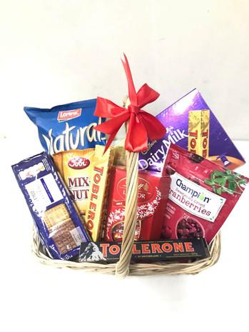 Deli Snacks Gift Basket