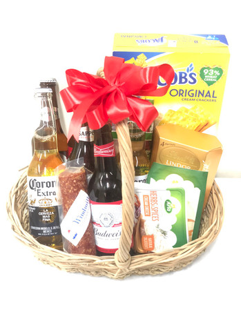 Friday Night Party Gift Basket