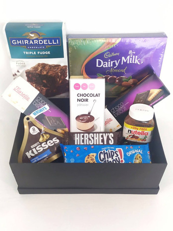 Gourmet Chocolate Overload Gift Box