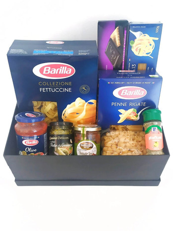 Pasta Lovers Gourmet Gift Box
