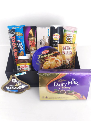 Munchies Favourites Gift Box