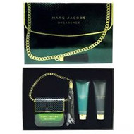 MARC JACOBS DECADENCE 3 PCS GIFT SET FOR HER: NEW AND UNOPENED PACKAGE? GENUINE & 100% AUTHENTIC FRAGRANCE.