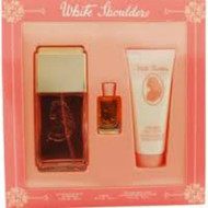 WHITE SHOULDERS FOR HER 3PCS SET: NEW AND UNOPENED PACKAGE? GENUINE & 100% AUTHENTIC FRAGRANCE?