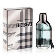 BURBERRY THE BEAT MINI FOR HIM 4.5ML: NEW AND UNOPENED PACKAGE… GENUINE & 100% AUTHENTIC FRAGRANCE…