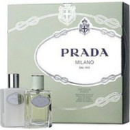PRADA MILANO 2PCS GIFT SET FOR HER: NEW AND UNOPENED PACKAGE? GENUINE & 100% AUTHENTIC FRAGRANCE.