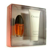 OBSESSION FOR HER 2PCS SET: NEW AND UNOPENED PACKAGE? GENUINE & 100% AUTHENTIC FRAGRANCE?