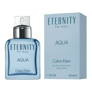 ETERNITY AQUA FOR HIM 100ML 3.4FL OZ: NEW AND UNOPENED PACKAGE? GENUINE & 100% AUTHENTIC FRAGRANCE?