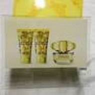 VERSACE YELLOW DIAMOND 3PCS GIFT STE FOR HER: NEW AND UNOPENED PACKAGE… GENUINE & 100% AUTHENTIC FRAGRANCE…