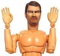 Bruce - Nude Figure