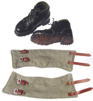 Herbert Zeller - Boots w/ Leggings