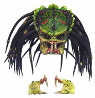 Predator 2: Lost Predator - Head w/ Interchangeable Mandibles