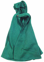 Lord of the Rings: Frodo - Dark Green Cloak