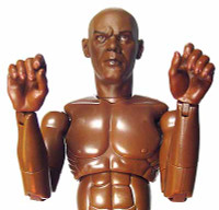 Star Wars: Mace Windu - Nude Figure