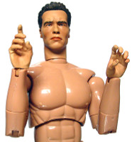 Terminator 2: T-800 (Arnold) - Nude Figure (As Is) (SEE NOTE)
